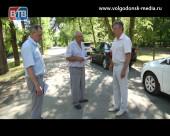 Работа на «два с минусом». Виктор Мельников проинспектировал дороги Волгодонска и оценил работу департамента городского хозяйства