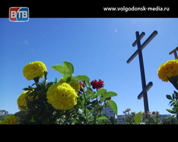 На один больше. В Волгодонске идет народная стройка храма Иоанна Предтечи