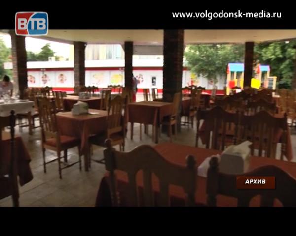 В Волгодонске пройдет смотр-конкурс на «Лучшее летнее кафе»