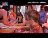В Волгодонске прошел кулинарный мастер-класс для деток с ограниченными возможностями