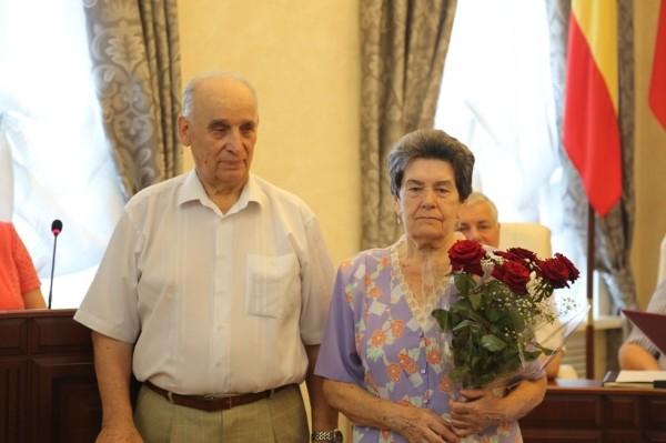 Член Совета старейшин Михаил Яновенко отметил 88-летие