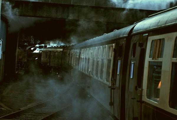 В Сальске этой ночью тушили пожар в вагоне пассажирского поезда