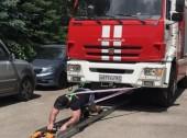В Ростове мускулистые мужчины покажут экстрим-шоу