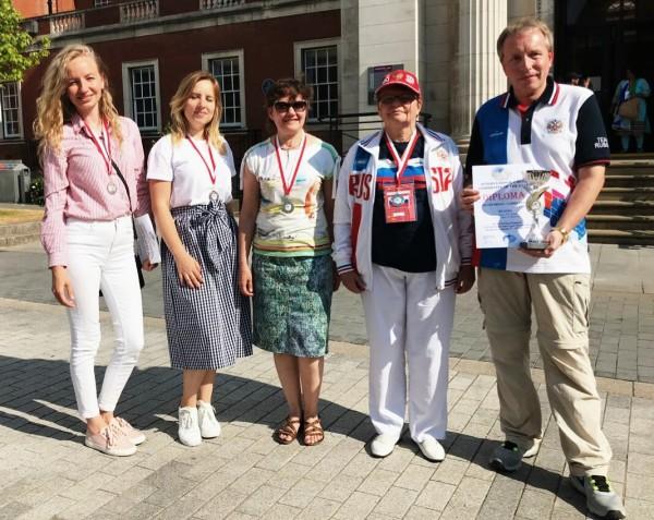 Ростовчанка стала второй на чемпионате мира по шахматам среди глухих в Англии