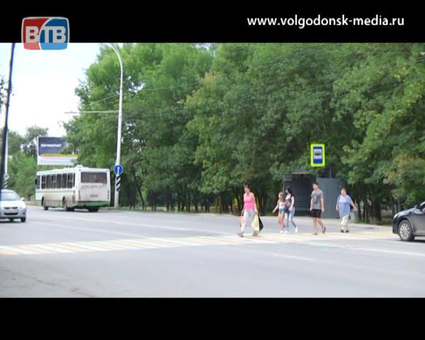 В Волгодонске 24 из 95 случаев ДТП происходят с участием пешеходов