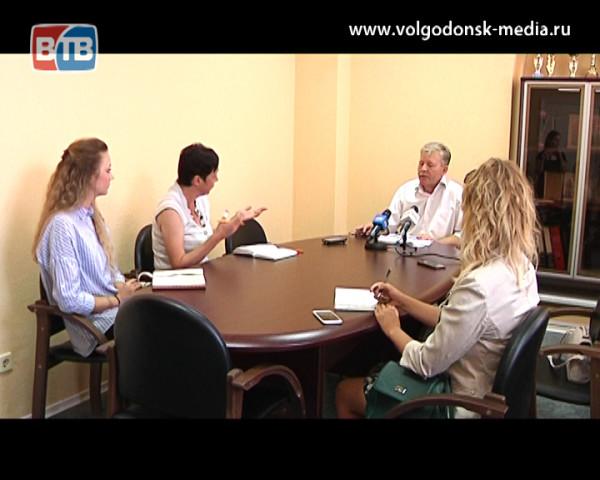 Заместитель главы Администрации Волгодонска по экономике попросил жителей не затягивать с уплатой налогов