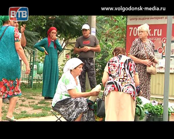 Ловить нельзя оставить. Отдел потребительского рынка Волгодонска идет в рейд против незаконной торговли
