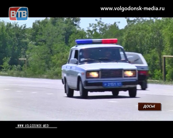 За неделю в Волгодонске произошло 55 преступлений и 51 ДТП