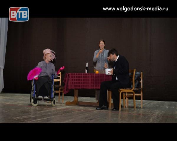 В Волгодонске прошли гастроли «Тильзит-театра» из Калининградской области