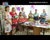 Центр социальной реабилитации для несовершеннолетних «Аистёнок» помогает нуждающимся семьям собрать детей в школу