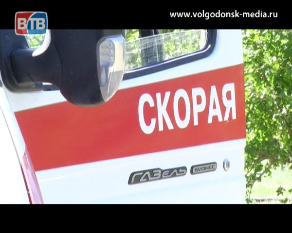 В БСМП Волгодонска от огнестрельного ранения скончался 34—летний мужчина