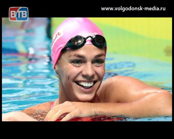 Уроженка Волгодонска Юлия Ефимова завоевала «золото» на чемпионате Европы