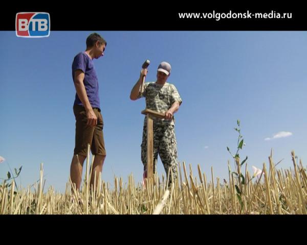 33 многодетные семьи Волгодонска получили землю под строительство дома