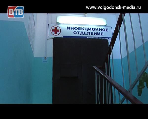 В Волгодонске зарегистрирован первый в этом году случай заражения крымской геморрагической лихорадкой