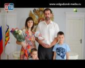 Тысячным ребенком, родившимся в 2018 году в Волгодонске, стала Надежда Брежнева