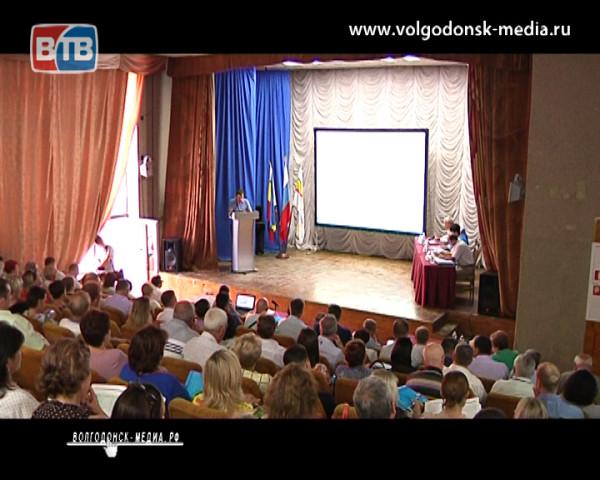 Общественность Волгодонска выступила за продолжение эксплуатации энергоблока №1 на мощности 104% от номинальной