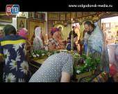 Православные Волгодонска отметили праздник Успения Богородицы