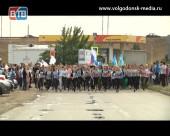 1 800 волгодонцев поддержали всероссийскую акцию «Кросс нации-2018»
