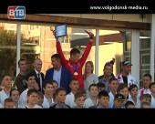 Дважды чемпион мира. Воспитанник Волгодонской федерации рукопашного боя вновь завоевал высший пьедестал