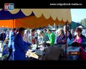 В субботу в Волгодонске пройдет первая осенняя ярмарка выходного дня