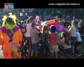 День города отметил третий микрорайон Волгодонска