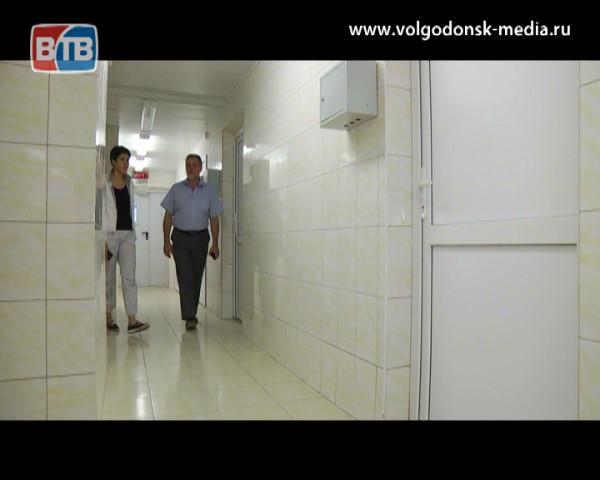 В Волгодонске к официальному открытию готовы диализный центр и психоневрологический диспансер