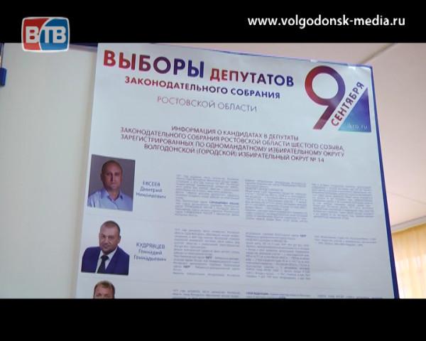 Итоги выборов в законодательное собрание Ростовской области шестого созыва