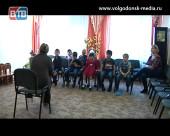 Радиоведущая Татьяна Бунина прочла любимую книгу детства воспитанникам Социально-реабелитационного центра «Аистенок»