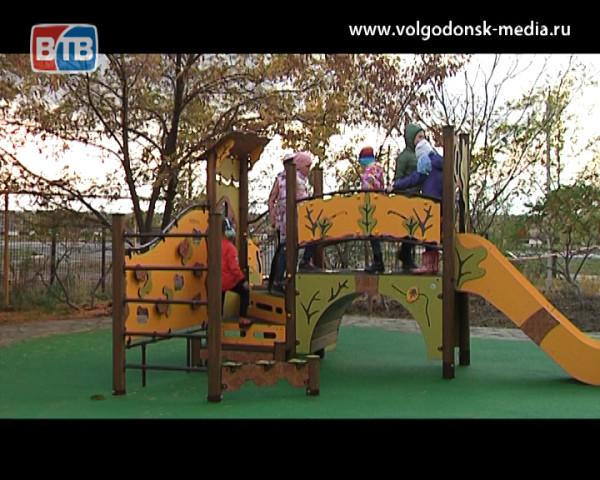 Первый на Дону. В Волгодонске открыли двор, благоустроенный по программе «Комфортная среда»
