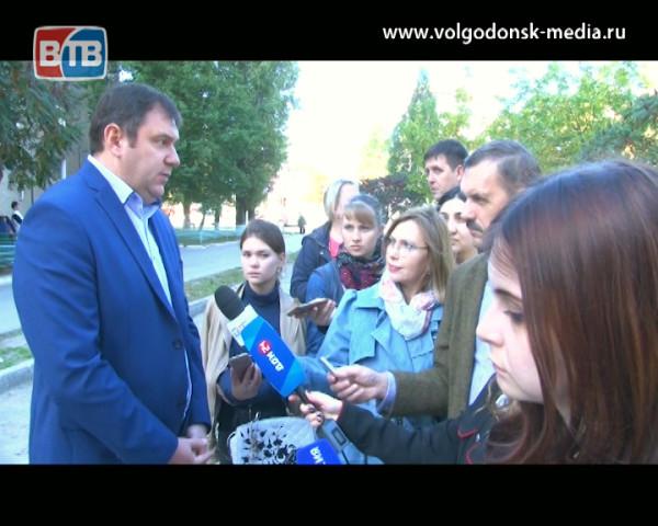 За три года в Волгодонске решат проблему изношенных лифтов