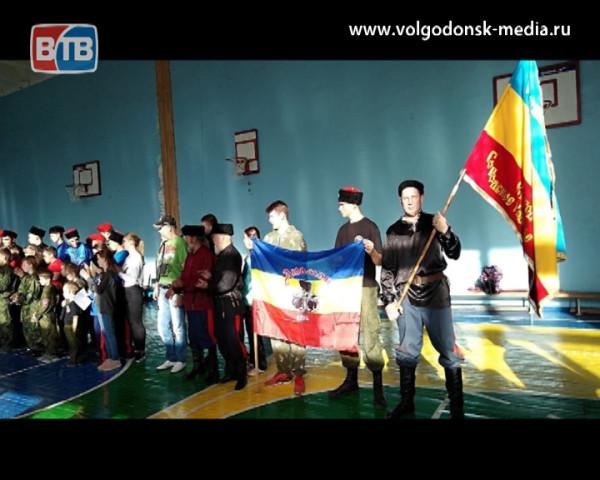 Волгодонские казаки достойно представили город на ратных состязаниях по казачьим боевым искусствам