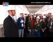 Экскурсию на Ростовскую АЭС в подарок к юбилею получили лучшие бойцы студенческих строительных отрядов атомной отрасли