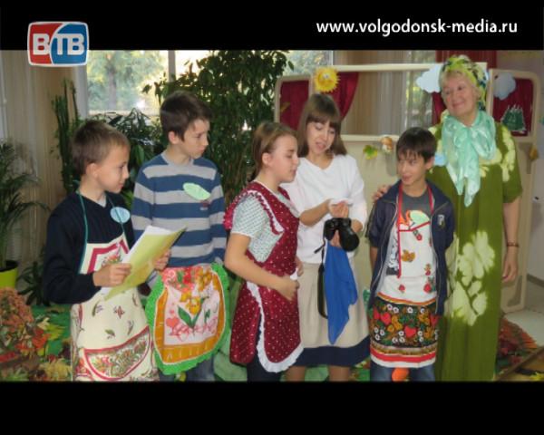 В ЦСО№1 прошли «Капустные посиделки» в рамках проекта «В гостях у бабушки»