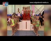 Два комплекта золотых и серебряных медалей привезли волгодонские спортсменки с кубка РО