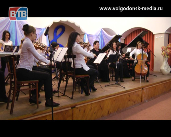 В Волгодонске отметили международный день музыки