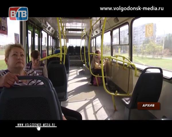 Сегодня троллейбусы Волгодонска вышли на линии согласно графику