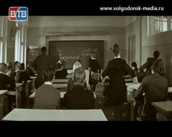 Телекомпания ВТВ покажет своим зрителям фильм ко Дню учителя