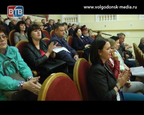 В городе состоялось расширенное заседание коллегии с участием делового сообщества