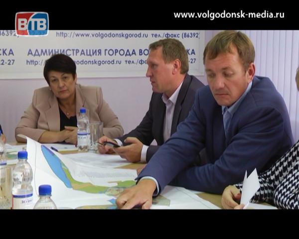 На карте Волгодонска станет на несколько строящихся объектов больше