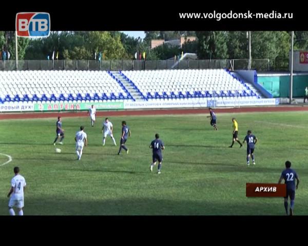 ФК «Волгодонск» разгромил «СКА-2-ДГТУ» в Ростове со счетом «5:0»