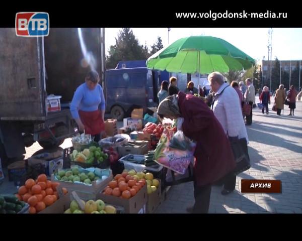 На ярмарке «выходного дня» было реализовано 55 тонн сельскохозяйственной и пищевой продукции