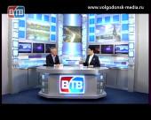 Гость в студии ВТВ — руководитель центра «Школа сварщиков» — Владимир Тудвасев