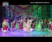 «А танец вечен как любовь…» Танцевальная студия «Алмаз» выступила с отчетным концертом