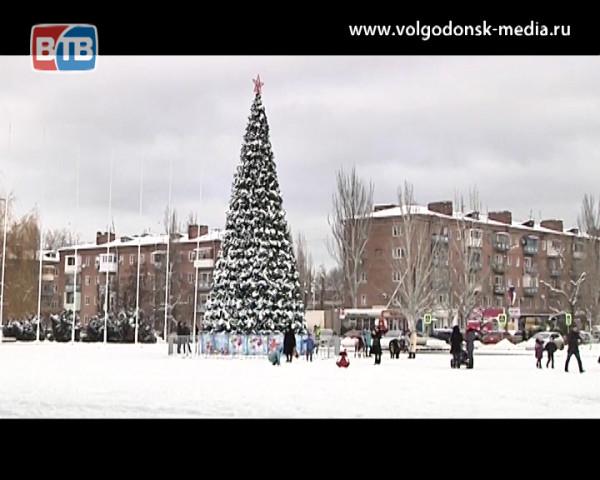 Афиша мероприятий в Волгодонске на новогодние праздники