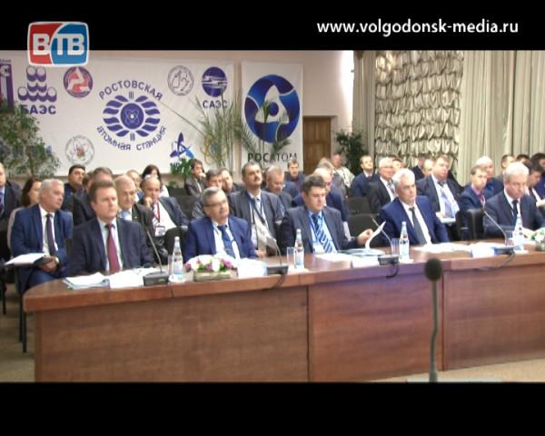 На Ростовской АЭС закончила работу проектно-информированная партнёрская проверка ВАО АЭС