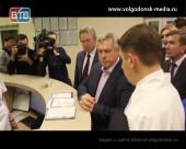 Губернатор пообещал выделить средства на завершение строительства детской городской больницы на Гагарина, 40
