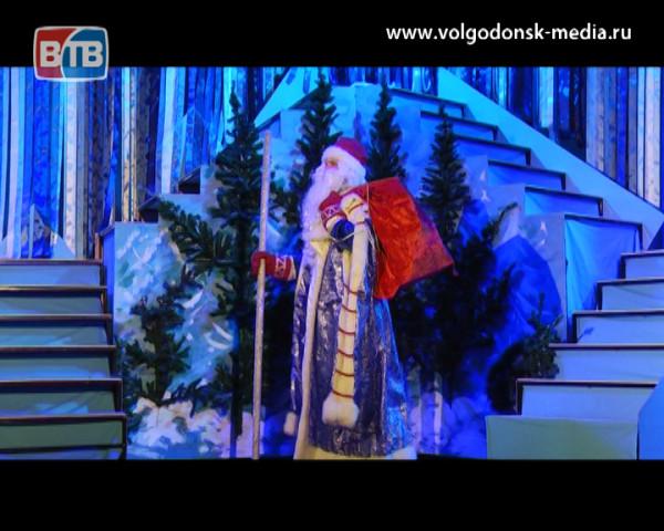 Работа Деда Мороза