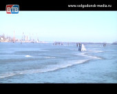 В Волгодонске на заливе утонул 10-летний мальчик, провалившись под лед