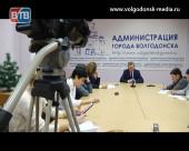 Итоговая встреча. Градоначальник Виктор Мельников ответил на вопросы журналистов