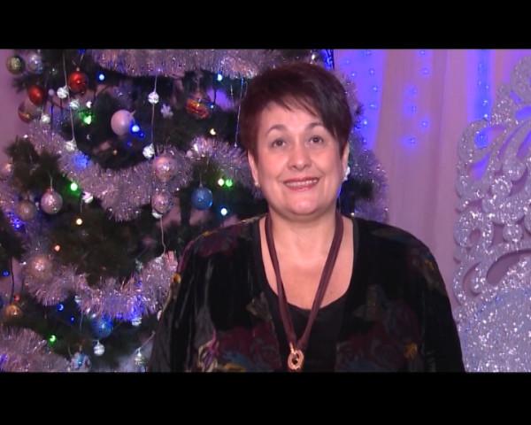 Новогоднее поздравление Людмилы Ткаченко